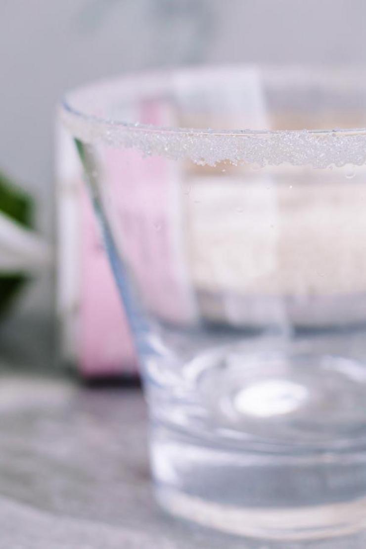 Grinch Mocktail