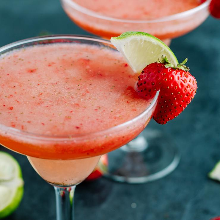 Alcohol Drinks Champagne Margarita