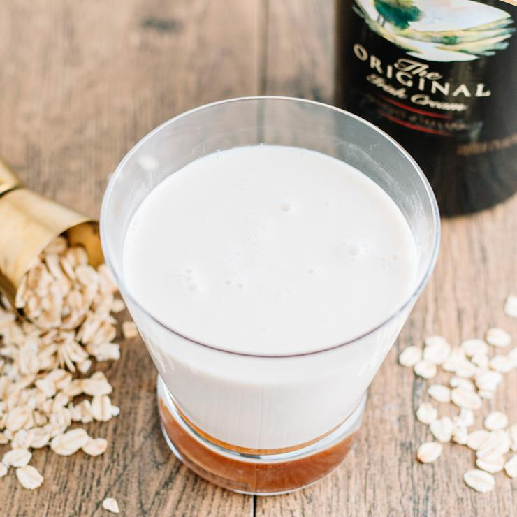 Alcohol Drinks Oatmeal Cookie Cocktail