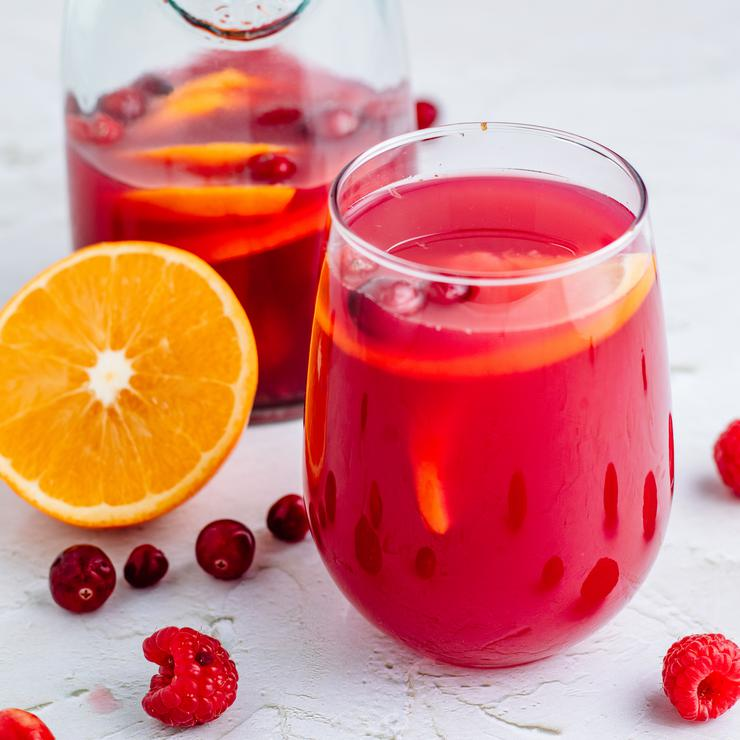 Alcohol Drinks Party Punch