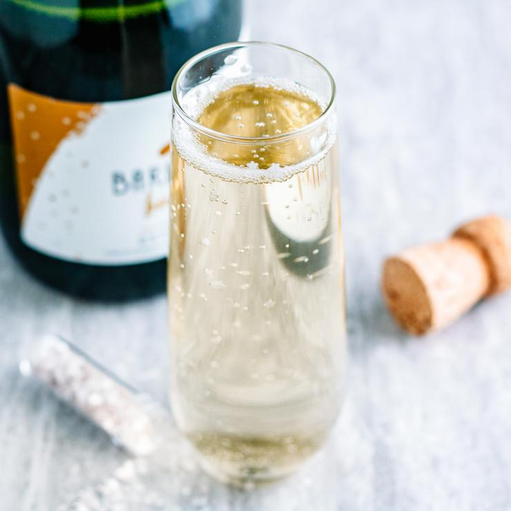 Alcohol Drinks Sparkle Champagne Cocktail