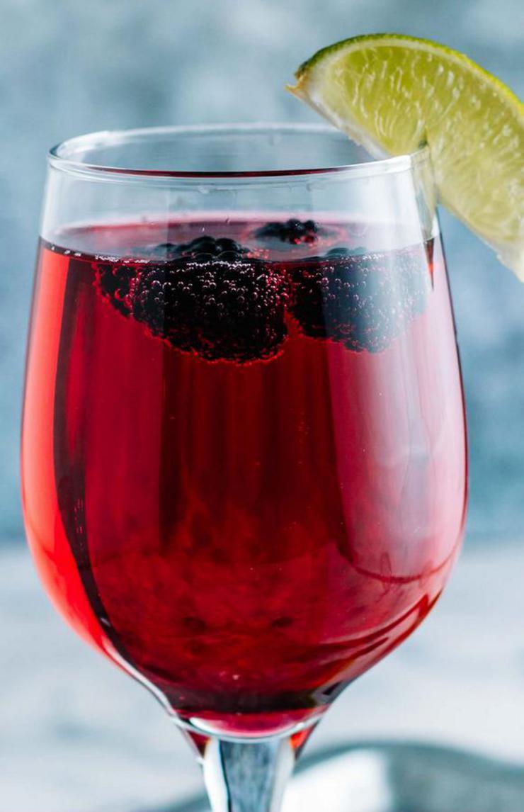 Alcoholic Drinks Champagne Margarita