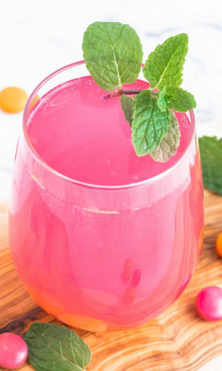Bubblegum Mocktail