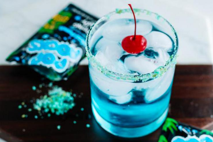 Confetti Mocktail