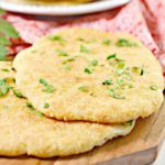 Gluten Free Naan Bread – BEST Gluten Free Naan Bread Recipe – Side Dish - Dinner - Lunch - Appetizers