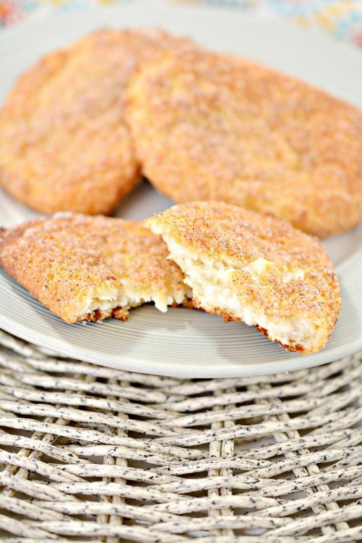 Keto Cinnamon Cream Cheese Pockets - BEST Low Carb Keto ...
