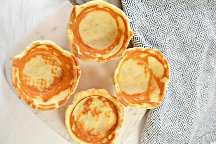 Keto Jalapeno Popper Fathead Dough Cups