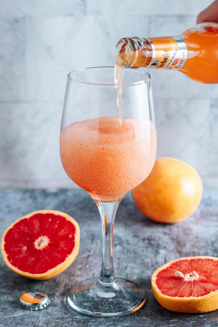 Alcohol Drinks Beergarita