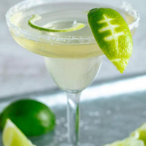 Alcoholic Drinks – BEST Football Margarita Recipe – Easy and Simple Alcohol Drinks
