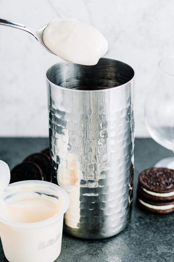 Alcohol Drinks Oreo Cookie Cocktail