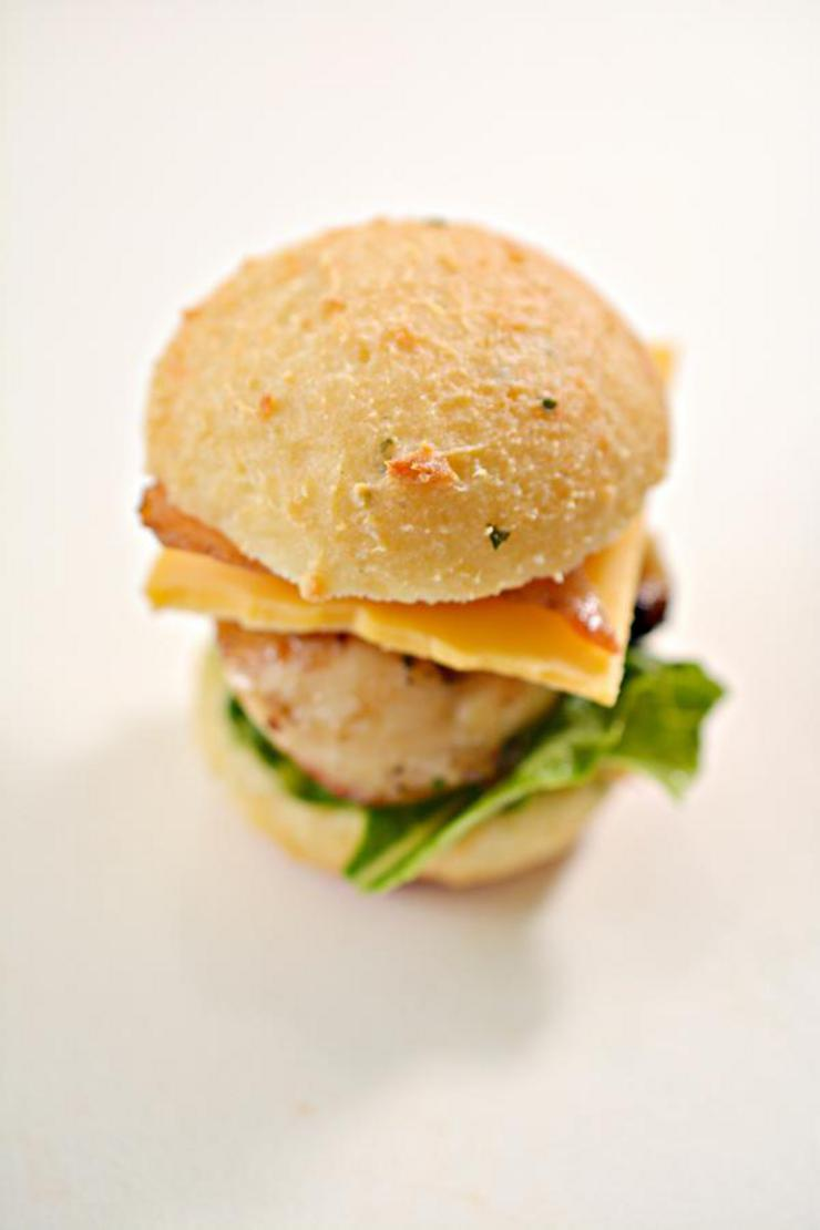 Dinner Recipes Mini Bacon Cheddar Ranch Chicken Bites