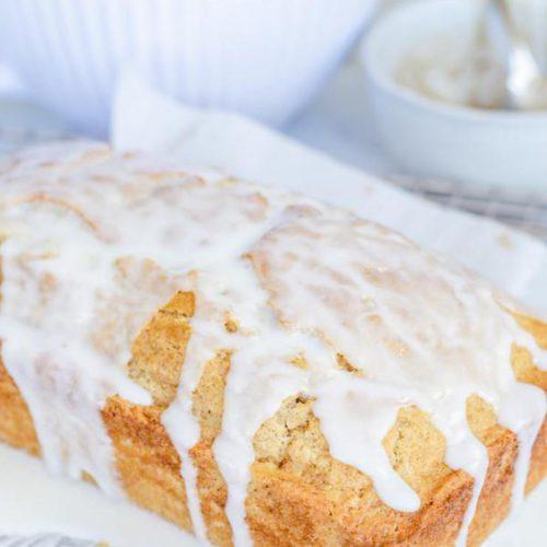EASY Gluten Free Cinnamon Roll Bread – Quick and Simple GF Cinnamon Roll Bread Recipe – BEST Moist Loaf Bread – Breakfast – Desserts – Snacks