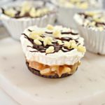 Keto Cheesecake – BEST Low Carb Keto 100 Grand Candy Chocolate Caramel Cheesecake Cups– Easy – Snacks – Desserts – Keto Friendly & Beginner
