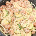EASY Keto Cajun Shrimp Pasta! Low Carb Cajun Shrimp Pasta Recipe – Quick – Healthy – BEST Ketogenic Diet Dinner – Lunch