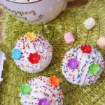Hot Chocolate Bombs - Easy Rainbow White Chocolate Bomb Recipe - Hot Chocolate Drinks