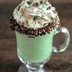 Alcoholic Drinks – BEST Boozy Shamrock Shake Cocktail Recipe – Easy and Simple Alcohol Drinks