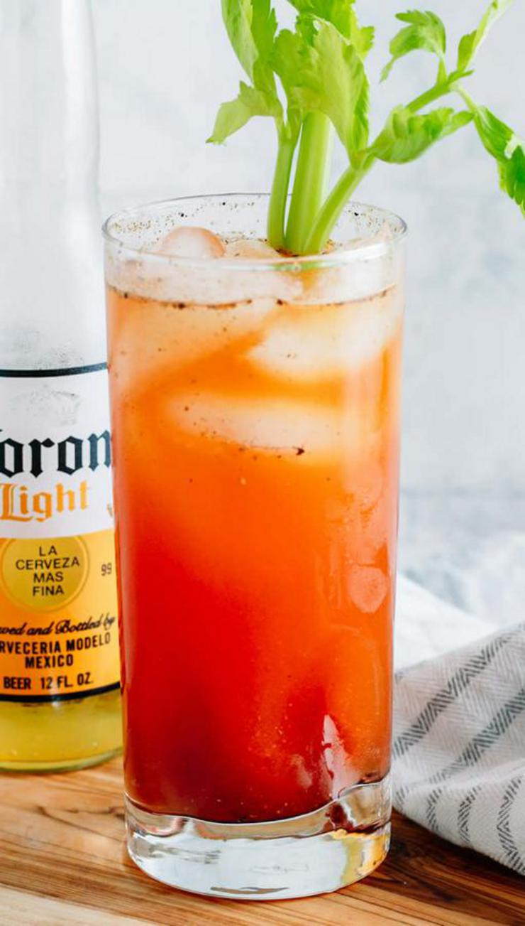 Alcohol Drinks Michelada