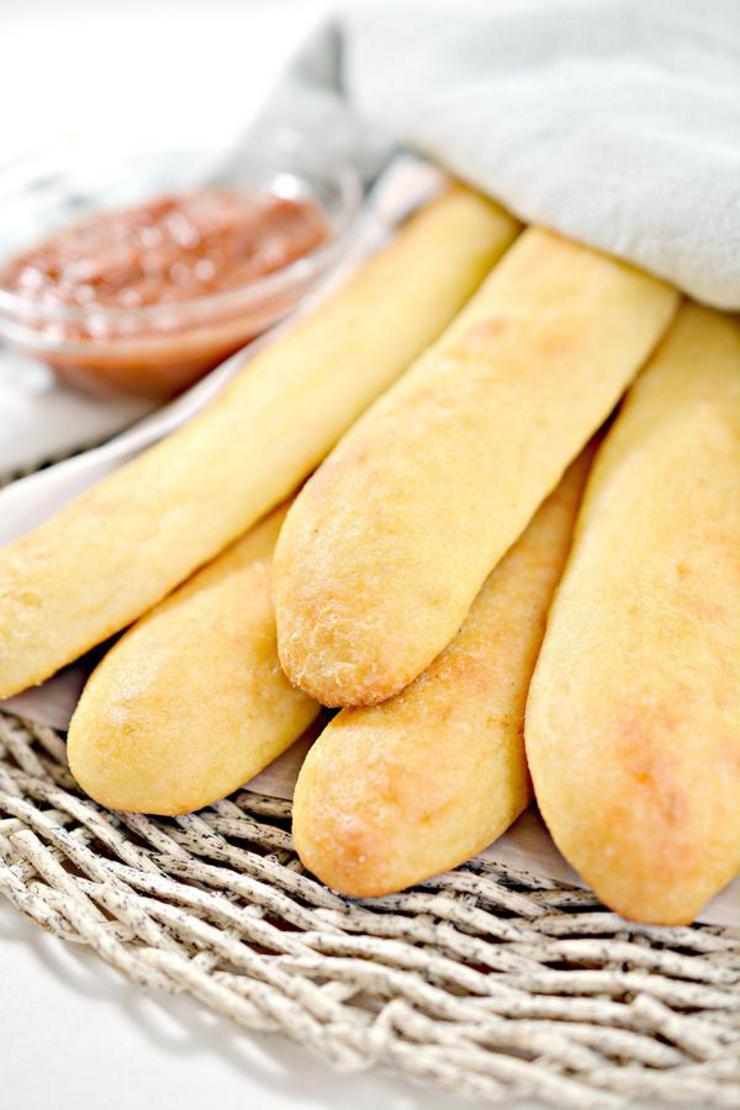 Gluten Free Olive Garden Breadsticks