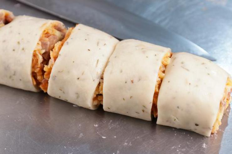Gluten Free Pizza Roll Ups