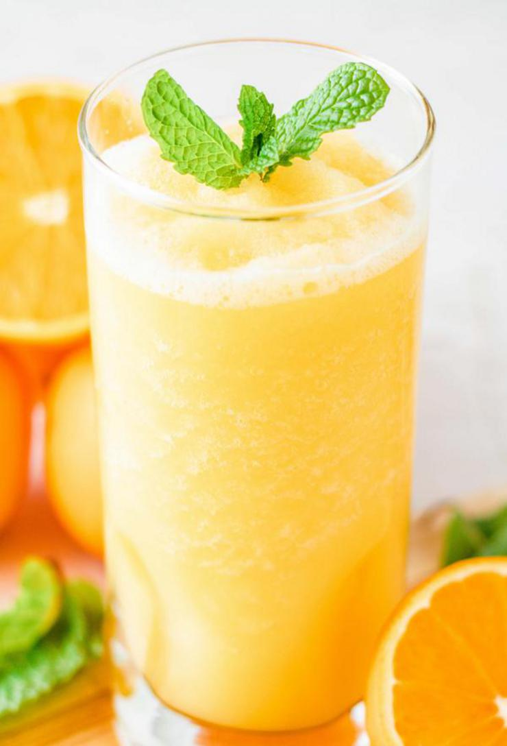 Orange Crush Smoothie
