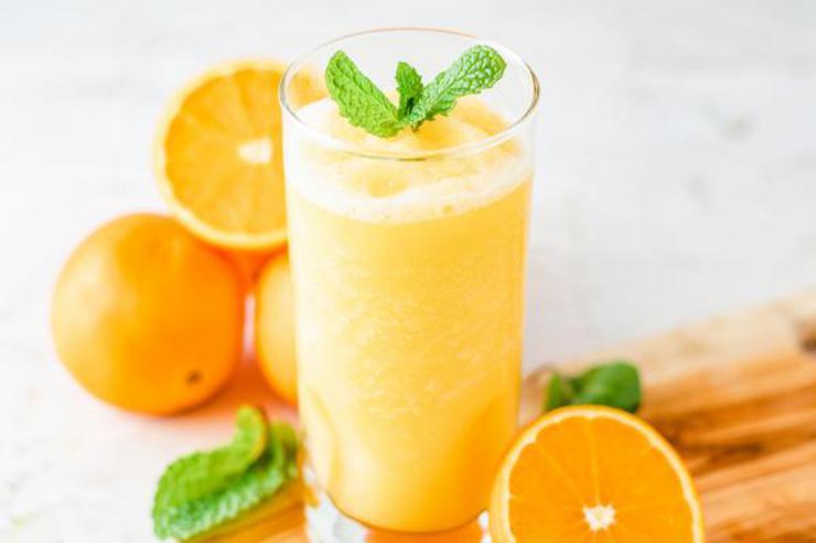 Orange Crush Smoothie