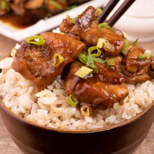 Weight Watchers 5 Ingredient Orange Chicken – EASY WW Chinese Food – Weight Watchers Orange Chicken Sauce Recipe – Homemade Dinner – Lunch – Side Dishes