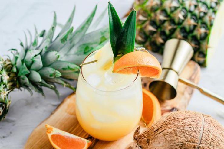Alcohol Drinks Bahama Mama