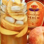 Alcoholic Drinks – BEST Crown Peach Tea Cocktail Recipe – Easy and Simple Alcohol Drinks