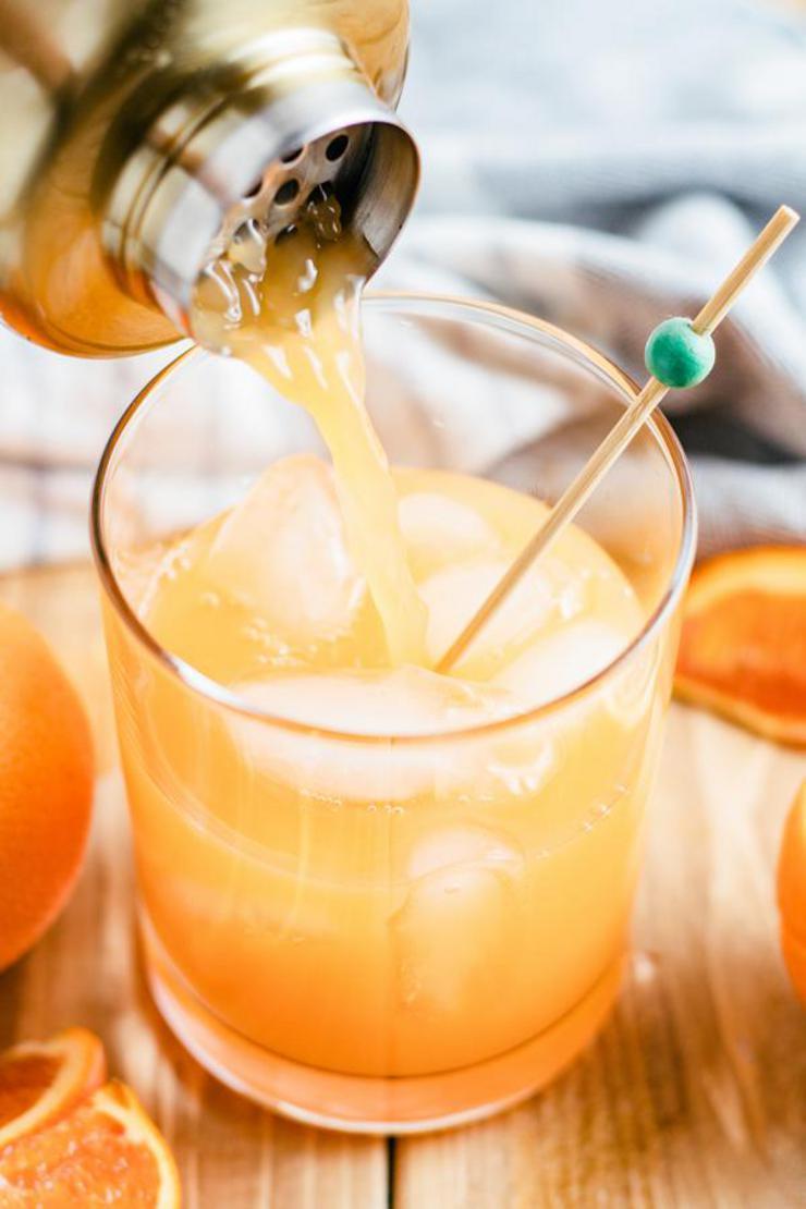 Alcohol Drinks Mai Tai