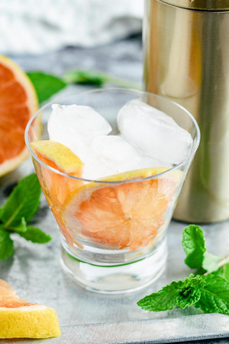 Alcohol Drinks Strawberry Lemonade Margarita