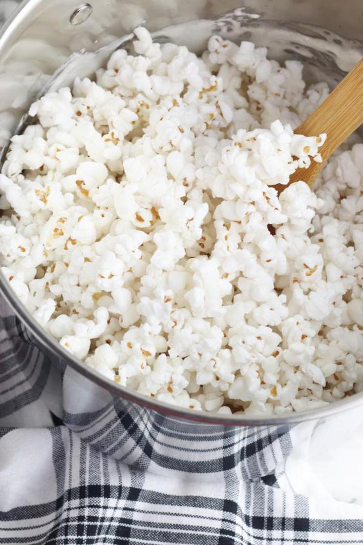 Popcorn Bars