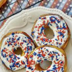 BEST 3 Ingredient Donuts! EASY Air Fryer Donut Recipe – Simple Desserts - Breakfast – Kids Parties