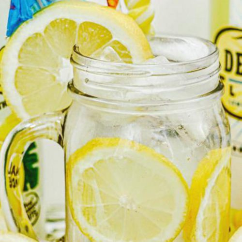 Alcoholic Drinks – BEST Vodka Lemonade Recipe – Easy and Simple Cocktail Alcohol Drinks
