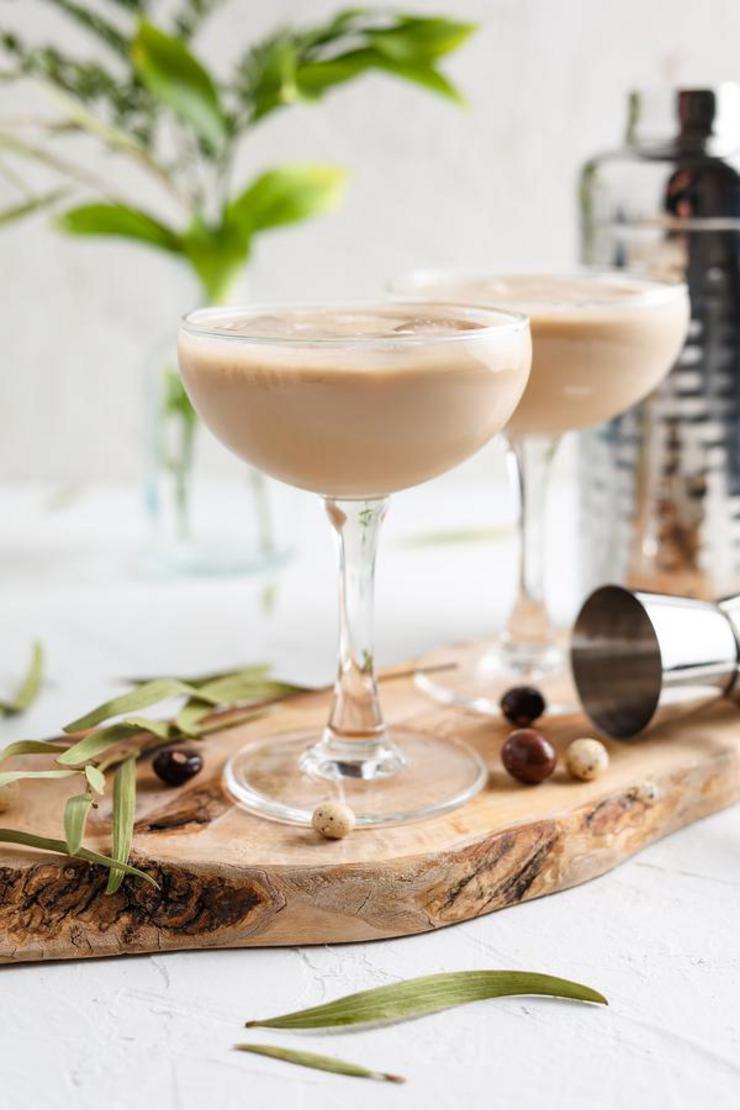Alcohol Drinks Baileys Shaken Espresso Cocktail