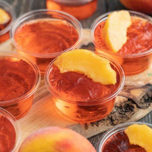 Crown Royal Peach Jello Shots! How To Make Jello Shots – EASY & BEST Jello Shot Recipe