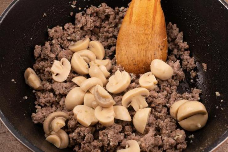 Gluten Free Italian Sausage Pasta