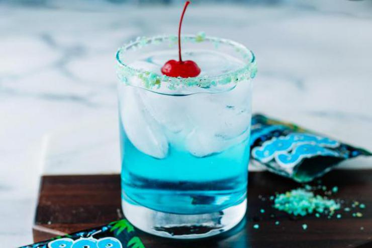Alcohol Drinks Sparkling Vodka Cocktail
