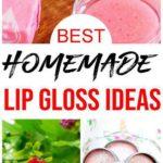9 Cool and Fun DIY Lip Gloss Ideas - Easy Lip Balm Recipes