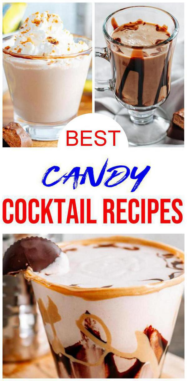 7 Insanely Delicious Candy Cocktails You Need To Try