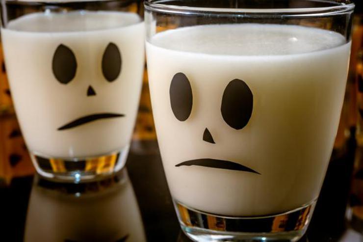 Alcohol Drinks Ghost Jello Shots