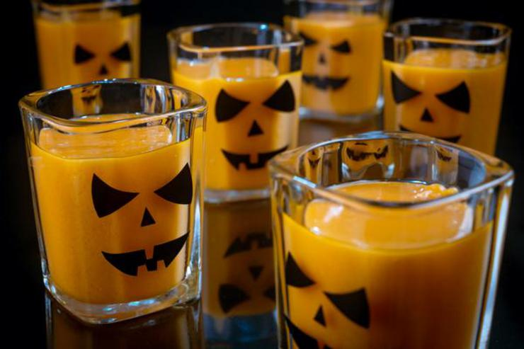Alcohol Drinks Pumpkin Jello Shots