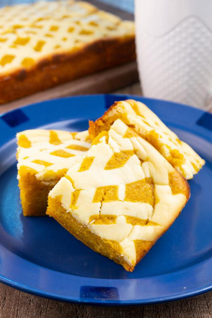BEST Pumpkin Cream Cheese Bars Recipe – {EASY} Pumpkin Idea