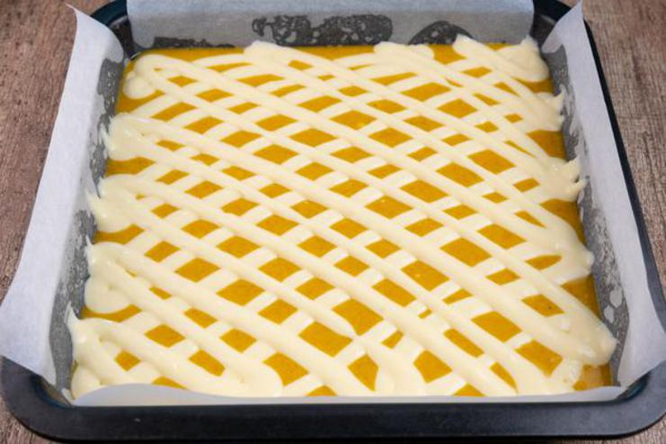Pumpkin Cream Cheese Bars