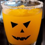 Alcoholic Drinks – BEST Jack O Lantern Margarita Cocktail Recipe – Easy and Simple Halloween Alcohol Drinks