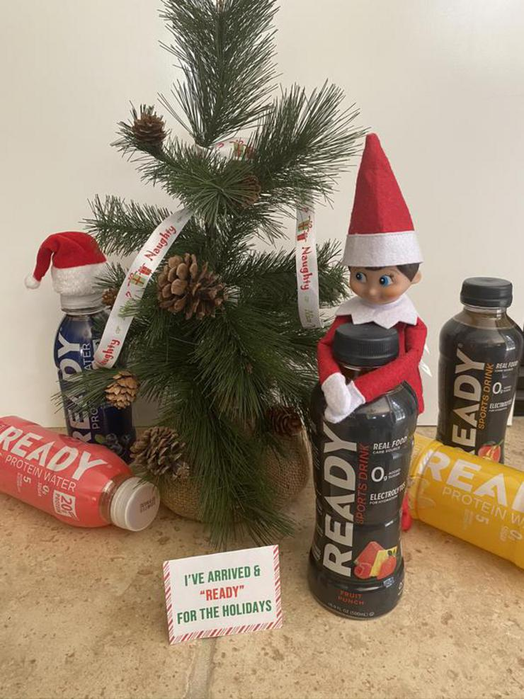 Elf On The Shelf Arrival - Ready